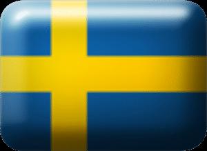 Flag, svensk - webshop