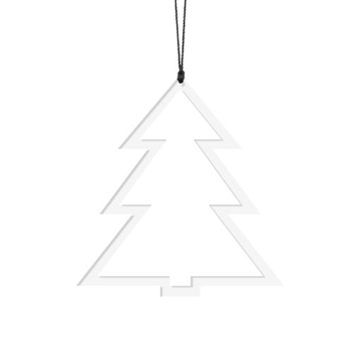 Juletræ, Hvid