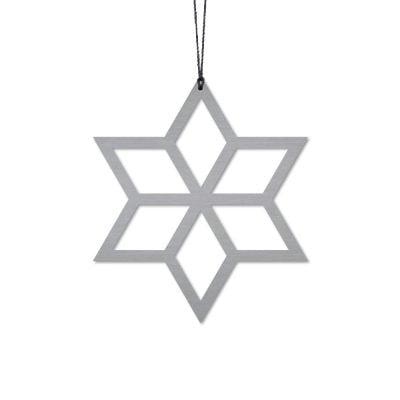 Stjerne kanter, stål - Felius